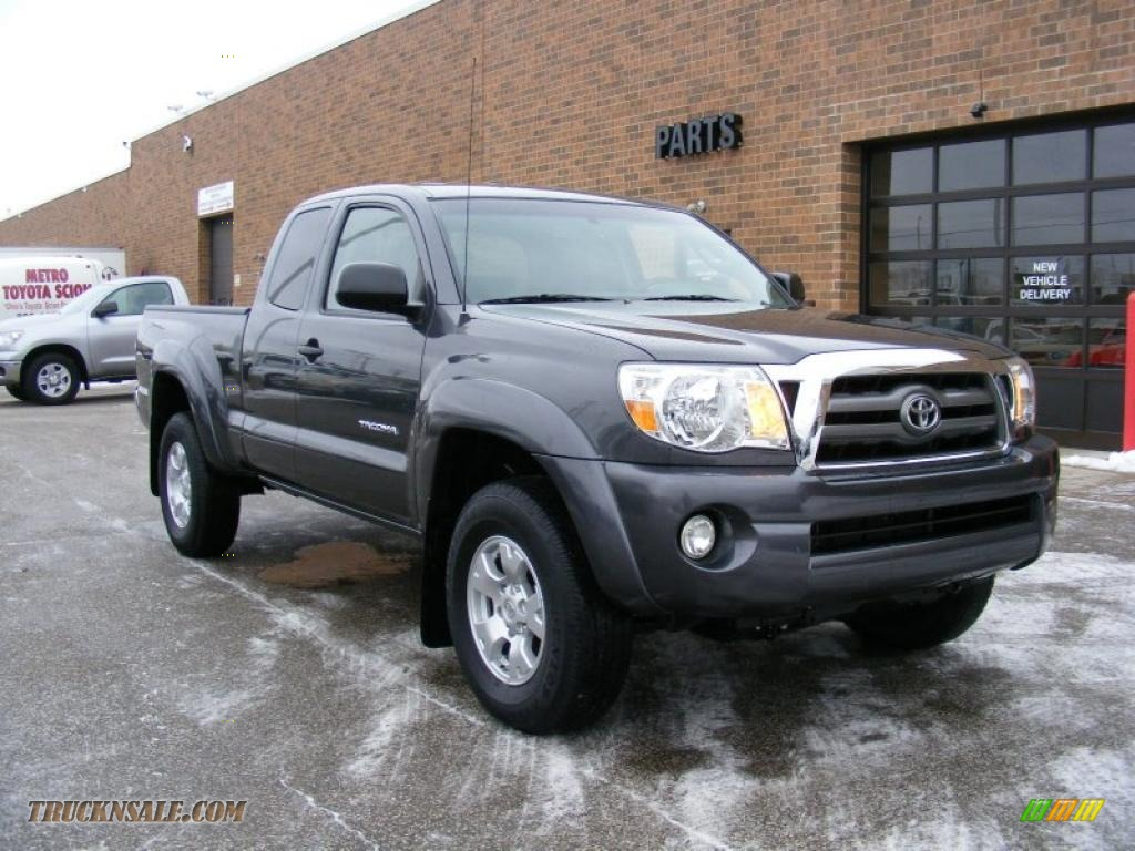 2010 toyota tacoma access cab 4x4 in magnetic gray metallic photo 27 687288 truck n 39 sale. Black Bedroom Furniture Sets. Home Design Ideas