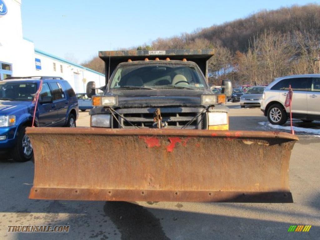 Dump Truck Brokers ... Dump Truck in Dark Blue Pearl Metallic photo #2 - B84260   Truck N