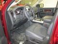 Dodge Ram 1500 Laramie Quad Cab 4x4 Deep Cherry Red Crystal Pearl photo #13