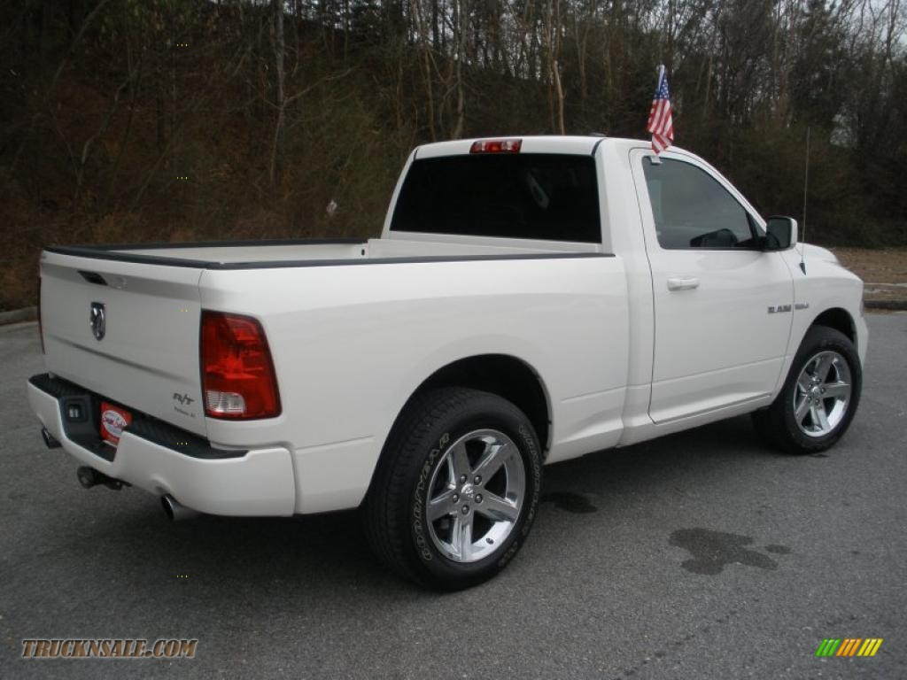 2009 dodge ram 1500 r t regular cab in stone white photo for Steve white motors inc