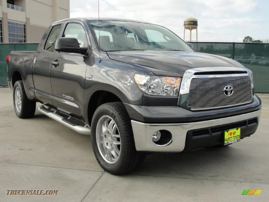 2011 toyota tundra texas edition double cab in magnetic gray metallic 028177 truck n 39 sale. Black Bedroom Furniture Sets. Home Design Ideas