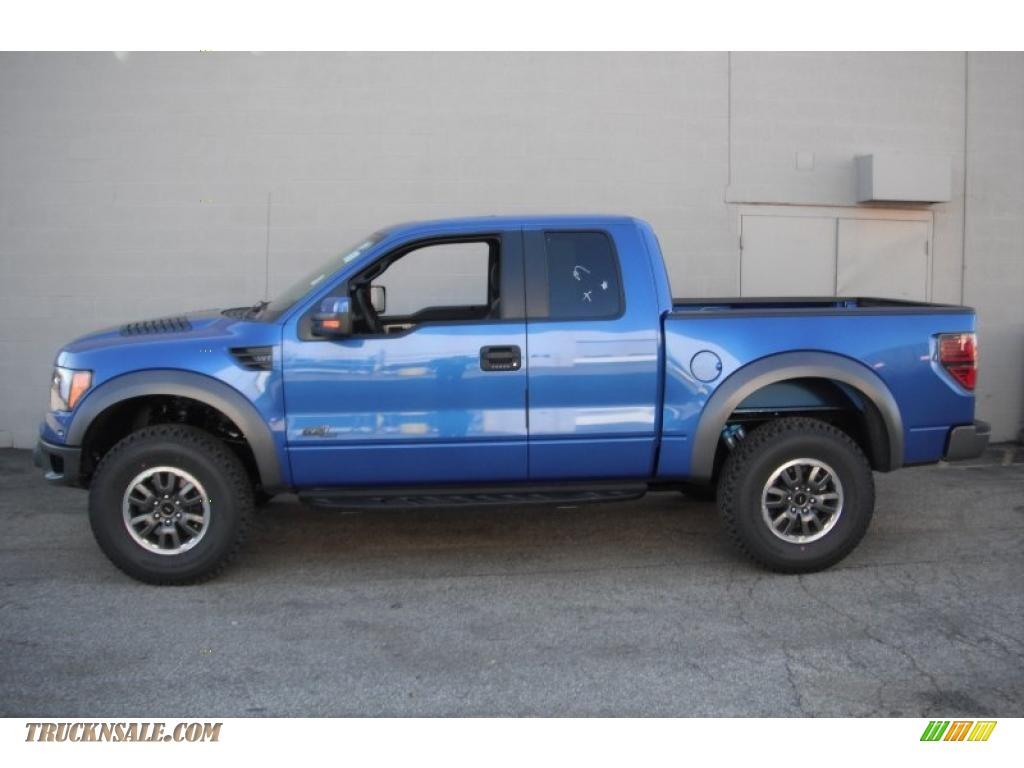 2011 ford f150 svt raptor supercab 4x4 in blue flame metallic photo 3 a05014 truck n 39 sale. Black Bedroom Furniture Sets. Home Design Ideas