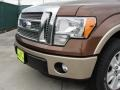 Ford F150 Lariat SuperCrew Golden Bronze Metallic photo #9
