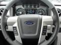 Ford F150 Limited SuperCrew 4x4 White Platinum Metallic Tri-Coat photo #38