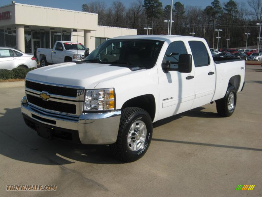 2010 chevrolet silverado 2500hd lt crew cab 4x4 in summit. Black Bedroom Furniture Sets. Home Design Ideas