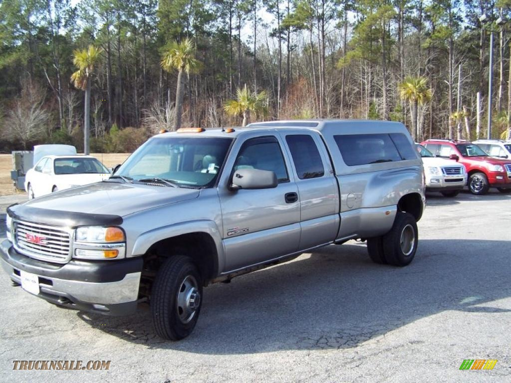 2006 Gmc Slt 4x4 Diesel 3500 Crew Cab Dually For Sale In ...