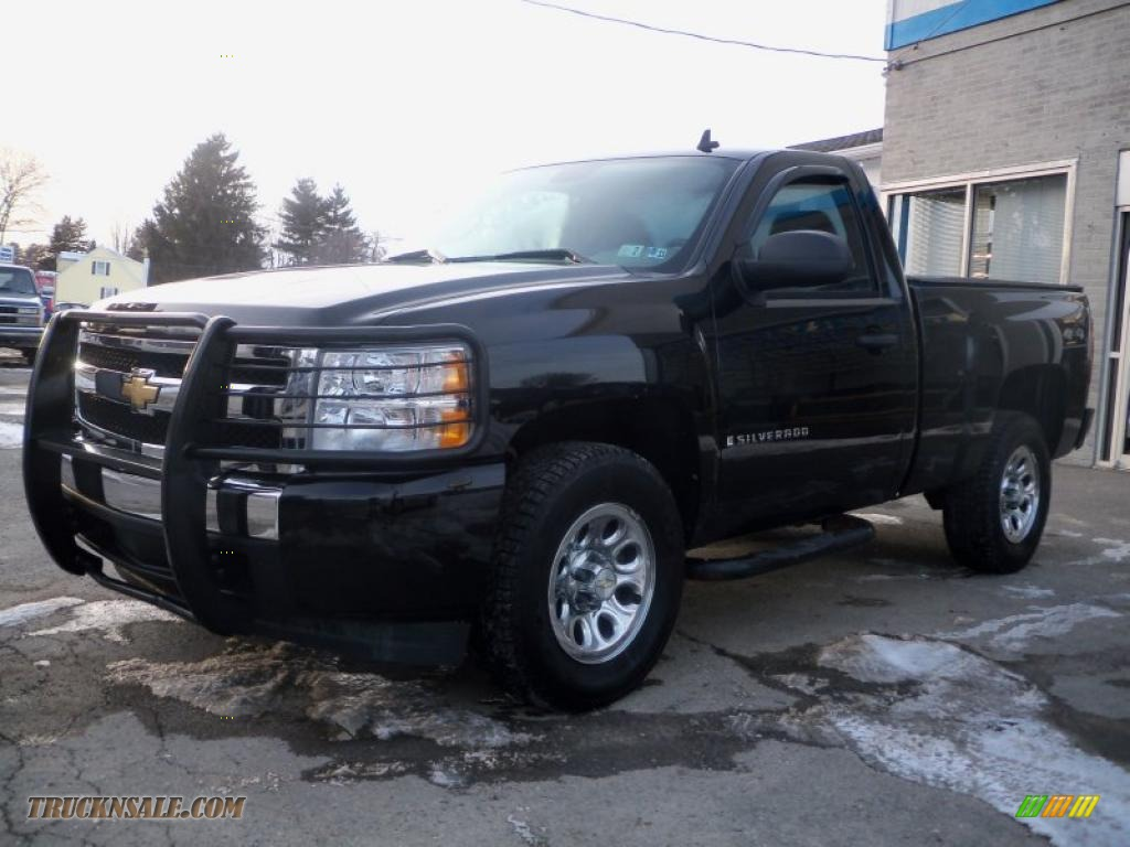 2008 chevy silverado single cab for sale autos post. Black Bedroom Furniture Sets. Home Design Ideas