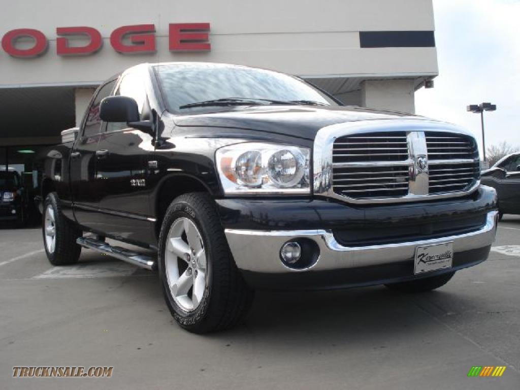 Mall Of Georgia Dodge >> 2008 Dodge Ram 1500 Big Horn Edition Quad Cab in Brilliant ...