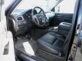 GMC Sierra 3500HD Denali Crew Cab 4x4 Dually Onyx Black photo #6