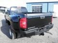 GMC Sierra 3500HD Denali Crew Cab 4x4 Dually Onyx Black photo #21
