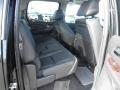 GMC Sierra 3500HD Denali Crew Cab 4x4 Dually Onyx Black photo #23