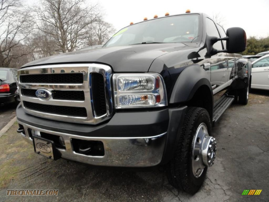 2007 Ford F550 Utility Diesel - Truck For Sale