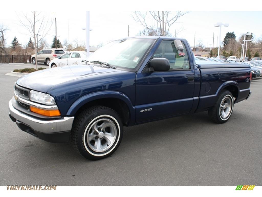 2002 chevrolet s10 ls regular cab in indigo blue metallic photo 5 158806 truck n 39 sale. Black Bedroom Furniture Sets. Home Design Ideas