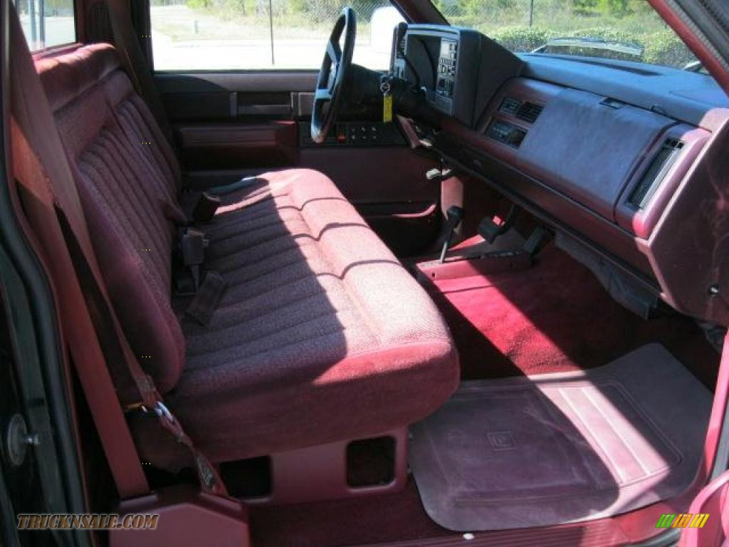 1989 Chevrolet C K K1500 Scottsdale Regular Cab 4x4 In