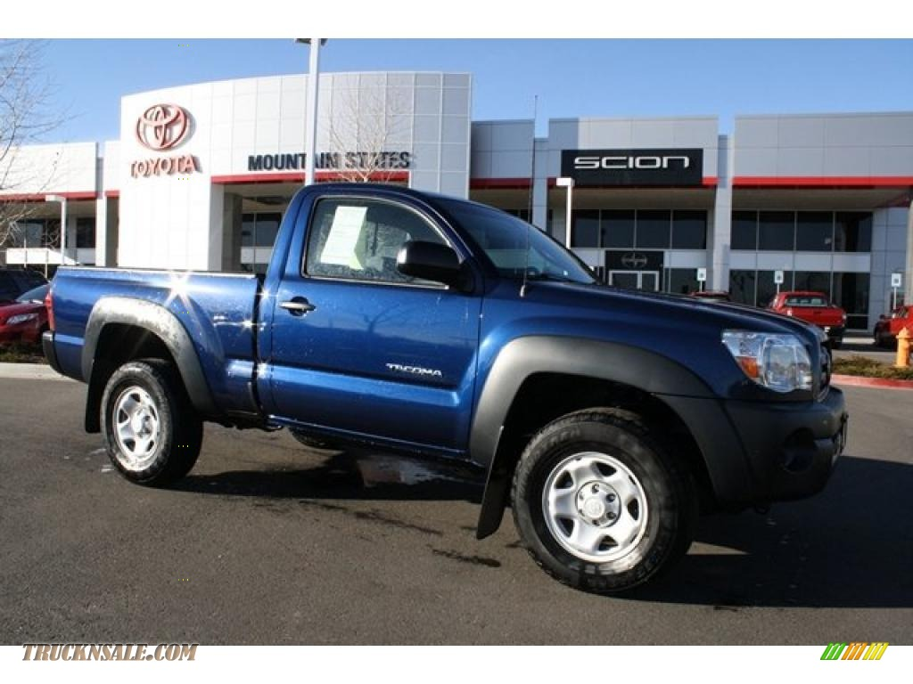 toyota tacoma regular cab 4x4 for sale autos post. Black Bedroom Furniture Sets. Home Design Ideas