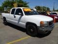 GMC Sierra 1500 SLE Extended Cab Summit White photo #1