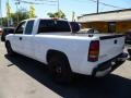 GMC Sierra 1500 SLE Extended Cab Summit White photo #4