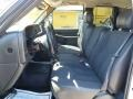 GMC Sierra 1500 SLE Extended Cab Summit White photo #8
