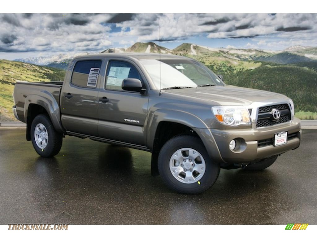 Toyota 30 V6 Engine For Sale 2011 Toyota Tacoma V6 SR5 Double Cab 4x4 in Pyrite Mica ...