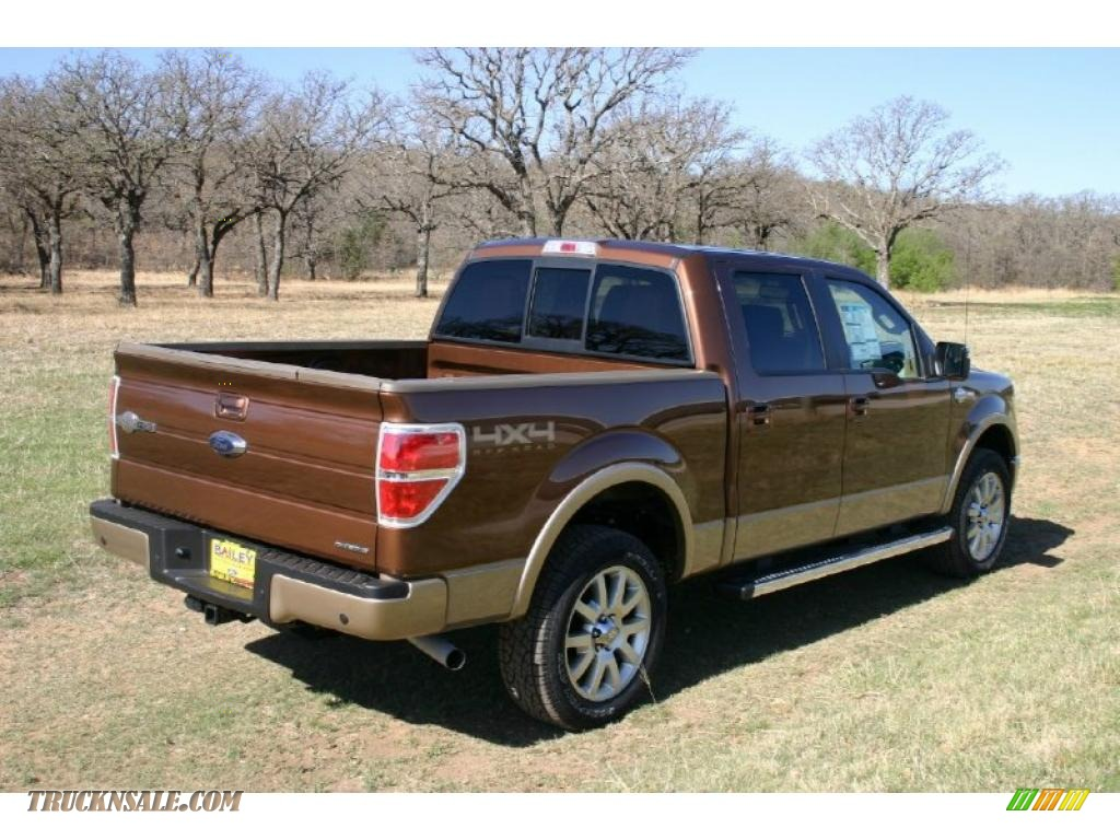 2011 ford f150 king ranch supercrew 4x4 in golden bronze metallic photo 4 d19799 truck n 39 sale