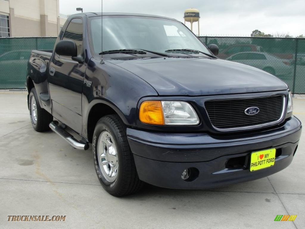 2004 ford f150 stx heritage regular cab in true blue. Black Bedroom Furniture Sets. Home Design Ideas