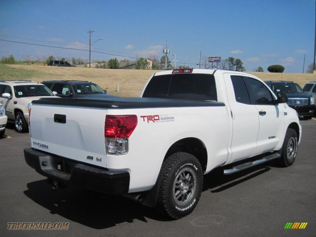 2010 toyota tundra trd rock warrior double cab 4x4 in. Black Bedroom Furniture Sets. Home Design Ideas
