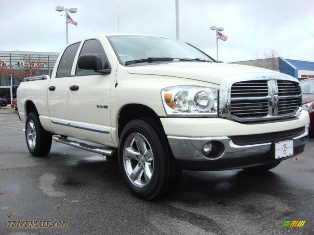 2008 Dodge Ram 1500 Big Horn Edition Quad Cab 4x4 In Cool