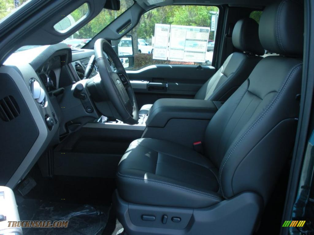 2011 ford f250 super duty lariat supercab in forest green metallic photo 6 c33706 truck n 39 sale. Black Bedroom Furniture Sets. Home Design Ideas