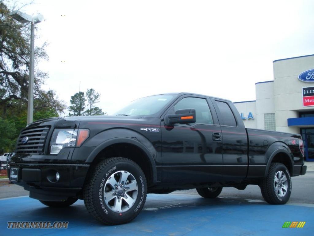 Blue Ridge Nissan >> 2011 Ford F150 FX4 SuperCab 4x4 in Tuxedo Black Metallic ...