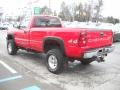 Chevrolet Silverado 2500HD Classic Work Truck Regular Cab 4x4 Victory Red photo #5