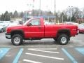 Chevrolet Silverado 2500HD Classic Work Truck Regular Cab 4x4 Victory Red photo #6