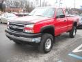 Chevrolet Silverado 2500HD Classic Work Truck Regular Cab 4x4 Victory Red photo #7