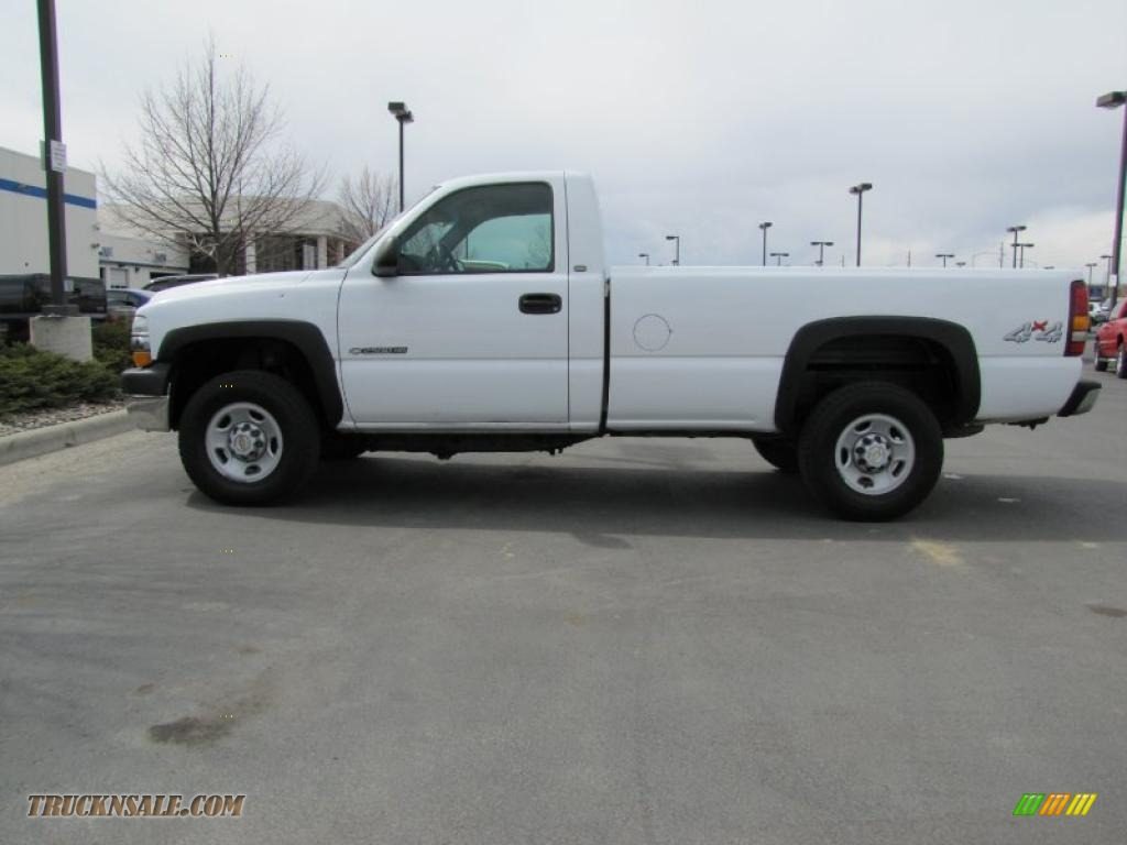 Chevrolet Silverado 2500 Regular Cab 4x4