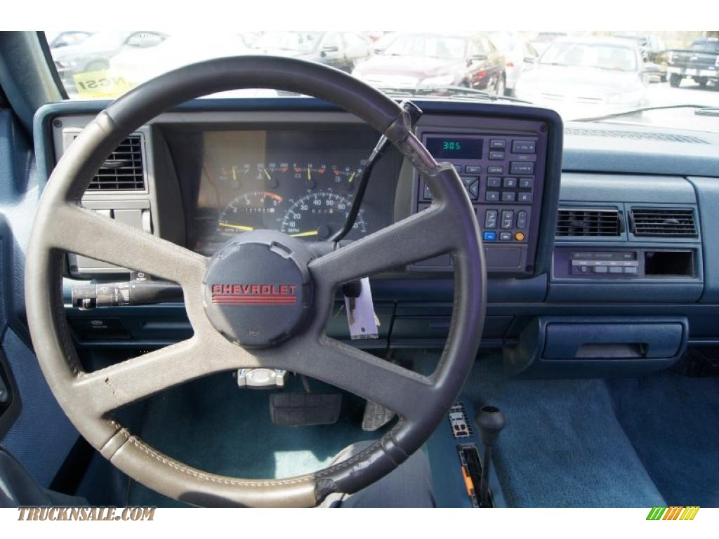 1994 Chevrolet C/K K1500 Z71 Regular Cab 4x4 in Indigo ...
