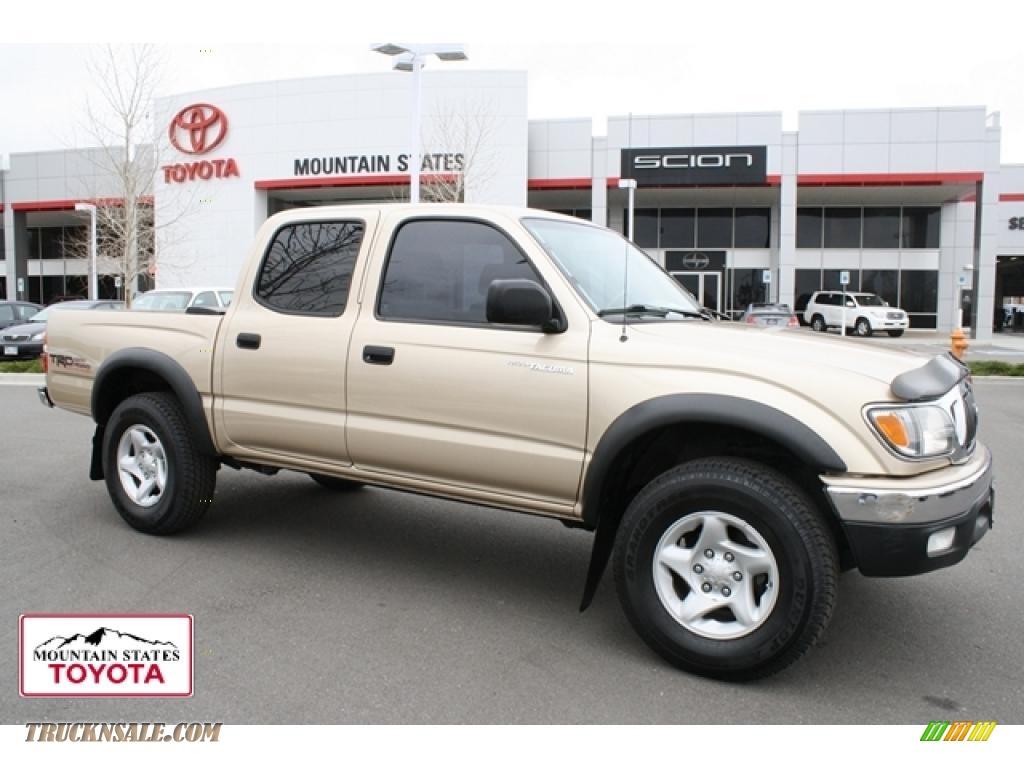 2003 Toyota tacoma double cab trd sale