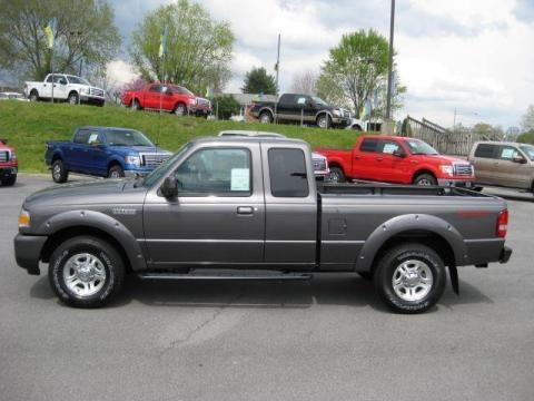 Ford Ranger 2011 Sport. 2011 Ford Ranger Sport