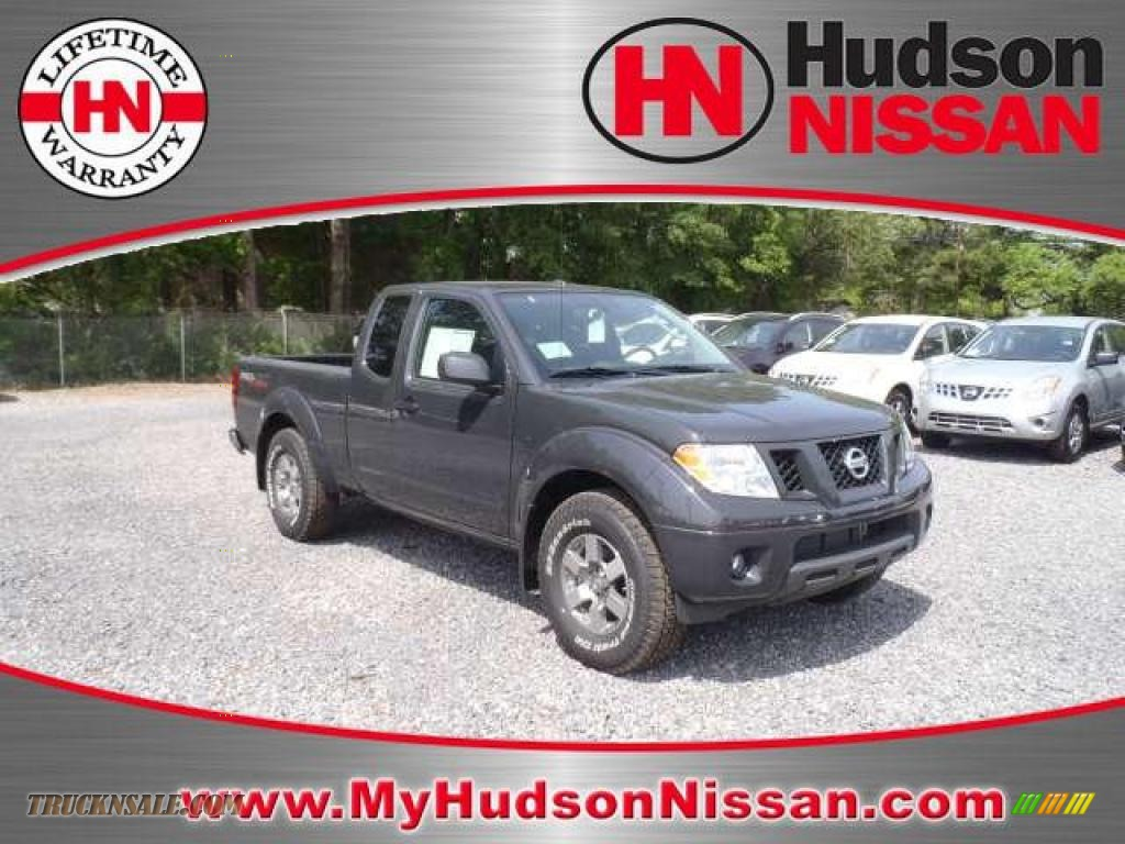 Nissan Frontier Pro4X King