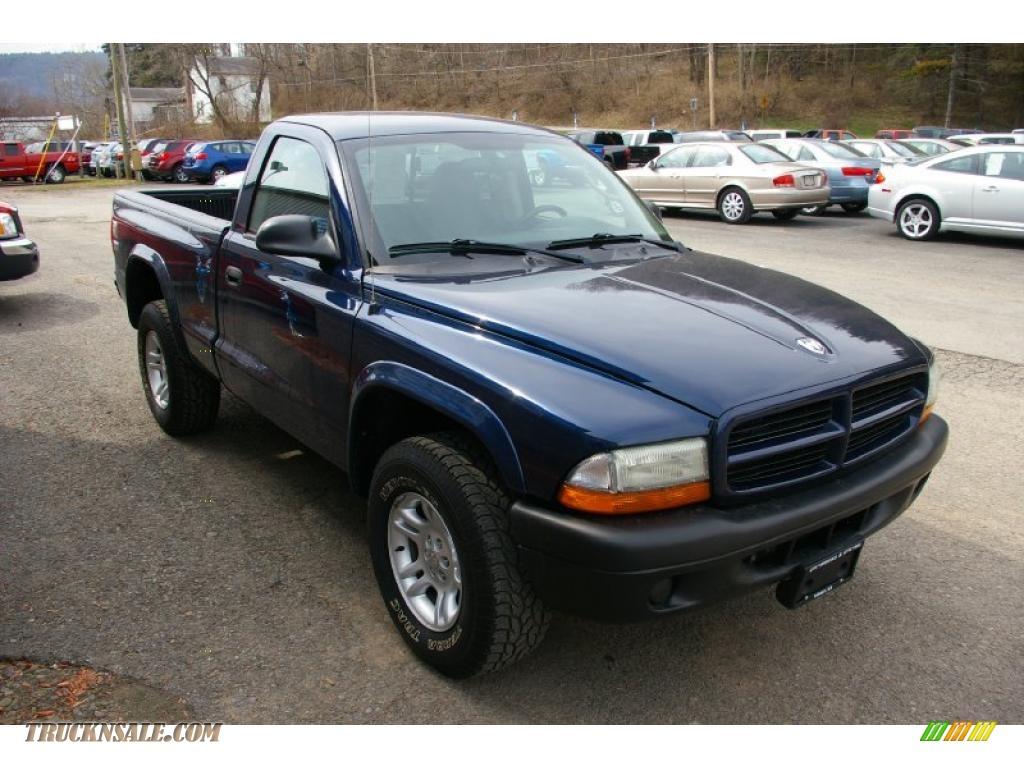 on 2003 Dodge Dakota Sxt 4x4