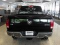 Dodge Ram 1500 Laramie Quad Cab 4x4 Brilliant Black Crystal Pearl photo #3