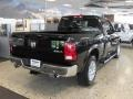 Dodge Ram 1500 Laramie Quad Cab 4x4 Brilliant Black Crystal Pearl photo #4