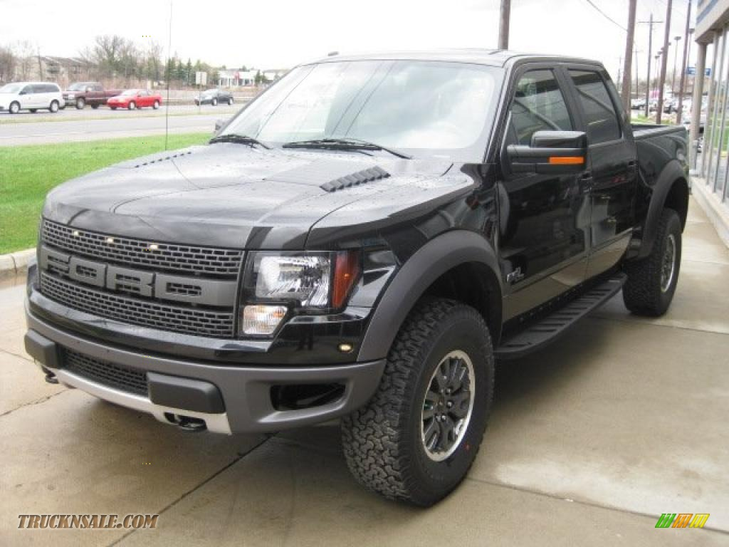 2011 ford f150 svt raptor supercrew 4x4 in tuxedo black metallic b15591 truck n 39 sale. Black Bedroom Furniture Sets. Home Design Ideas