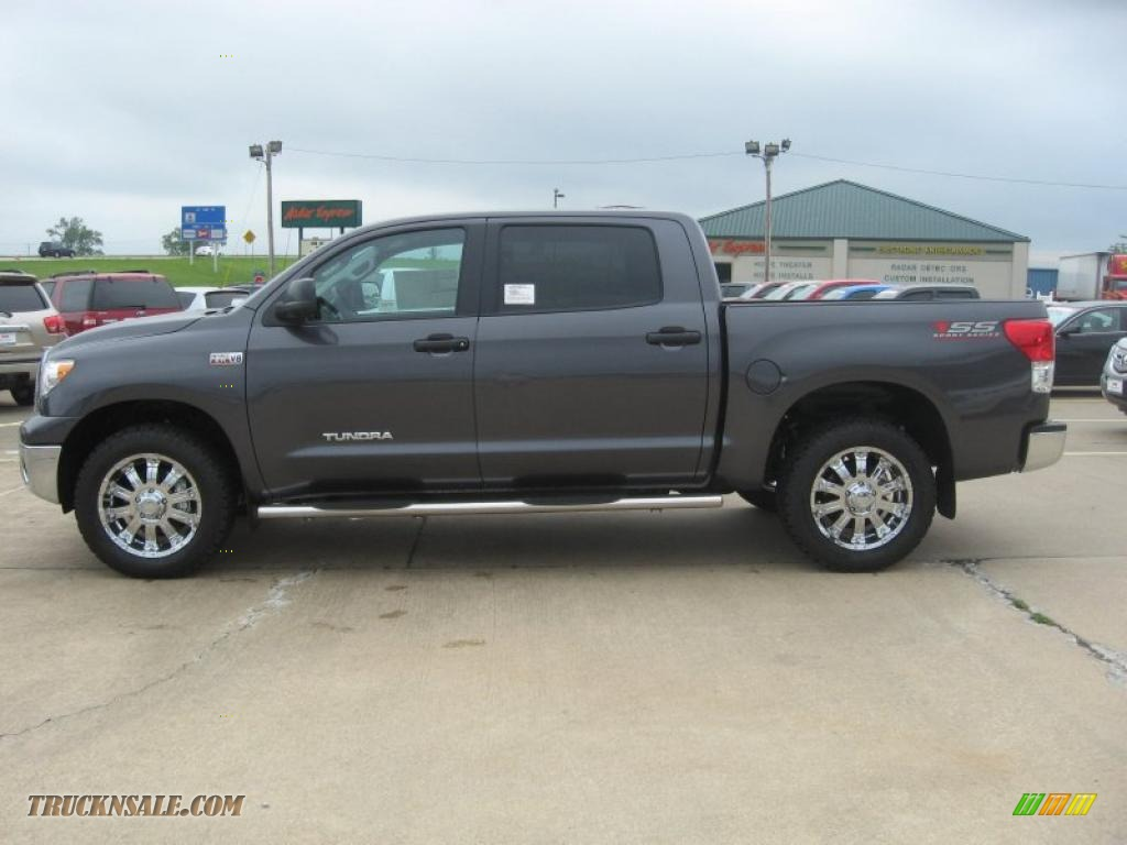 2011 Toyota Tundra Tss Crewmax 4x4 In Magnetic Gray