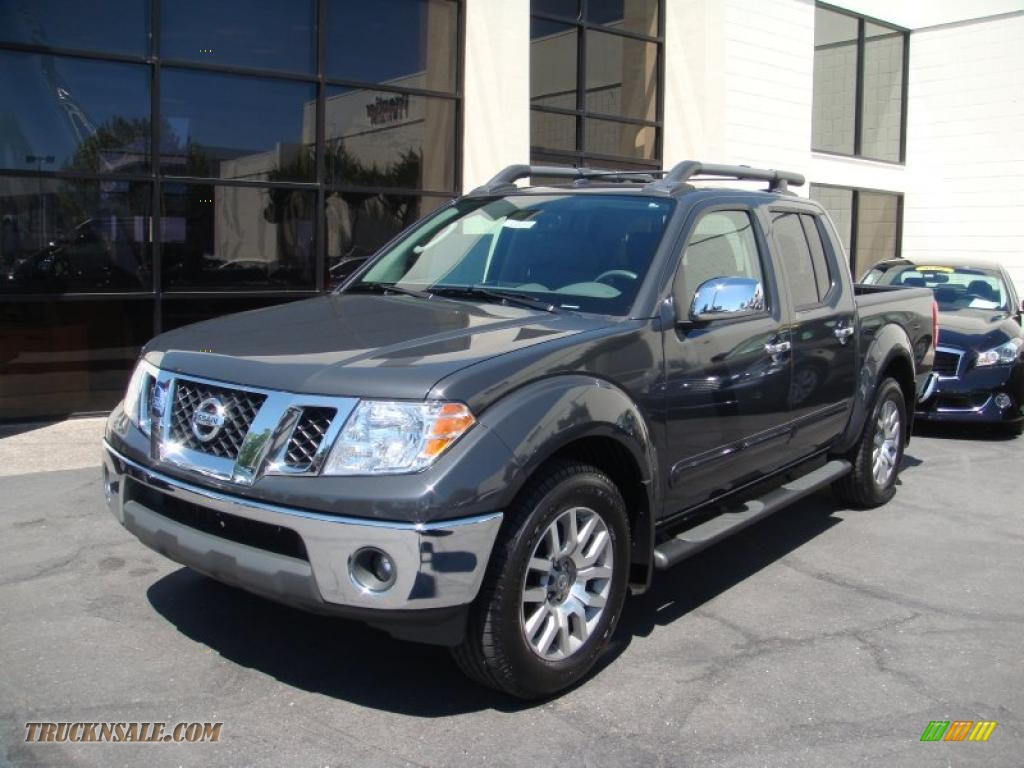 2010 nissan frontier le crew cab in night armor metallic 402786 truck n 39 sale. Black Bedroom Furniture Sets. Home Design Ideas