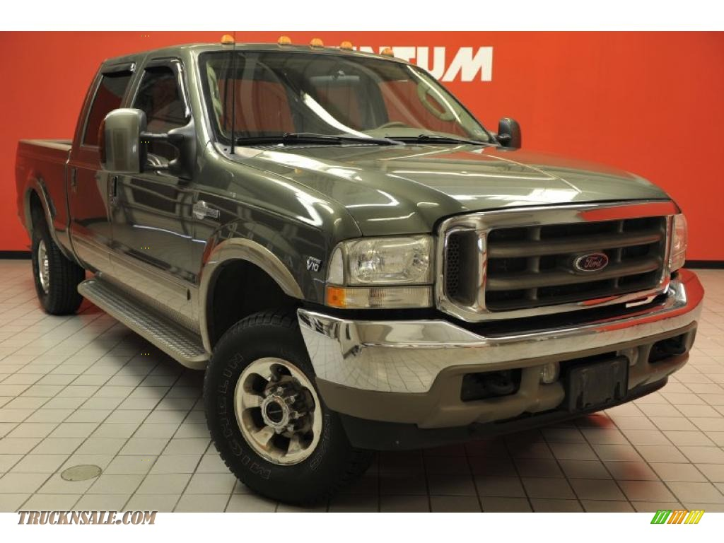 2003 ford f250 super duty king ranch crew cab 4x4 in. Black Bedroom Furniture Sets. Home Design Ideas