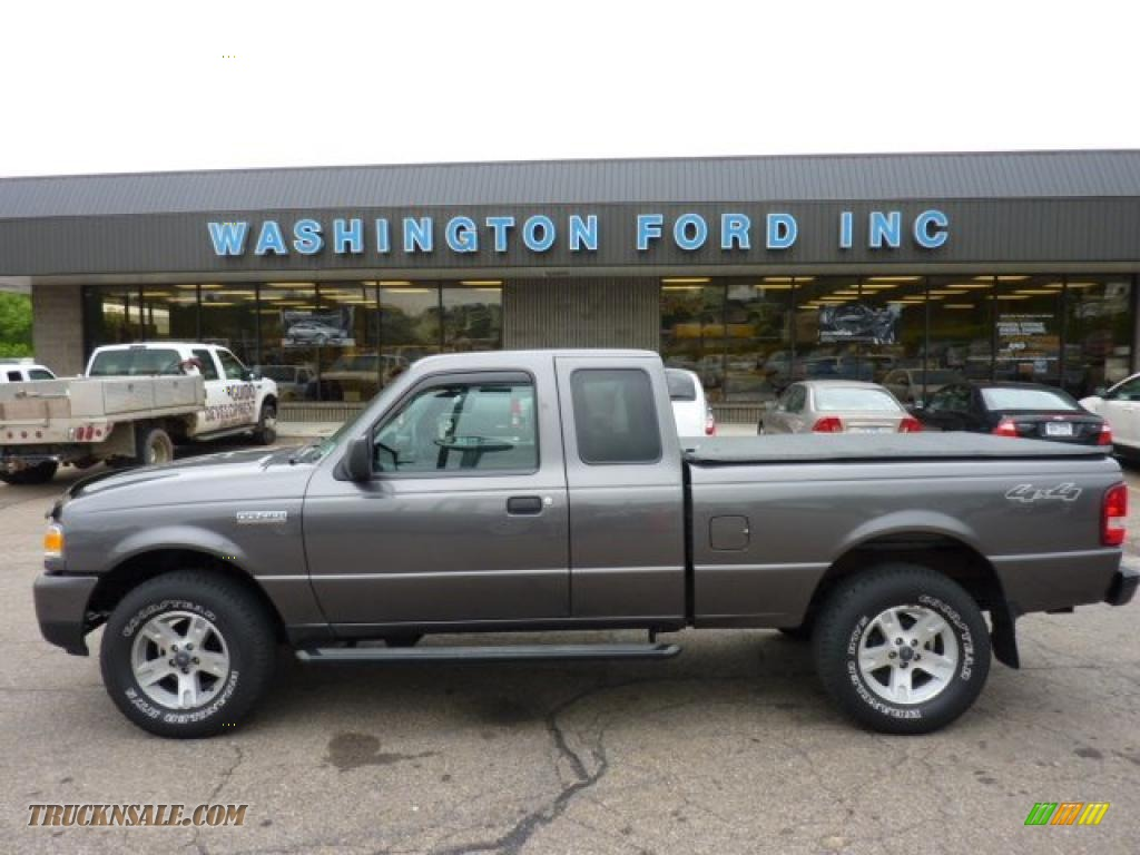 2006 ford ranger xlt supercab 4x4 in dark shadow grey. Black Bedroom Furniture Sets. Home Design Ideas