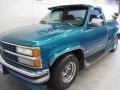 Chevrolet C/K C1500 Regular Cab Bright Teal Metallic photo #2