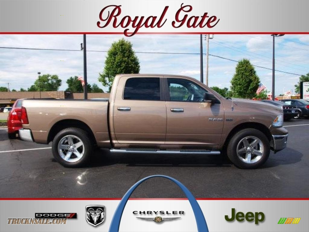 2009 Dodge Ram 1500 Big Horn Edition Crew Cab 4x4 In