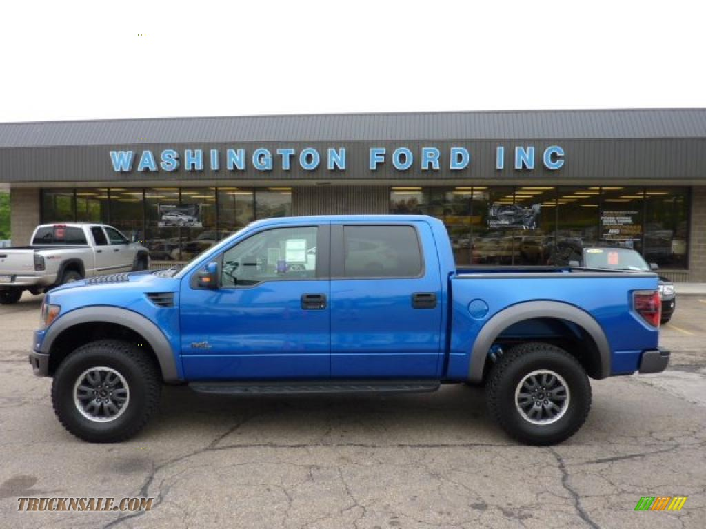 2011 ford f150 svt raptor supercrew 4x4 in blue flame metallic b01054 truck n 39 sale. Black Bedroom Furniture Sets. Home Design Ideas