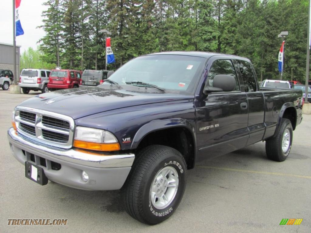 Dodge Dakota SLT Extended Cab