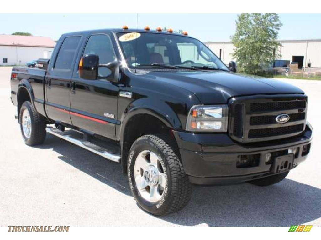 2007 ford f350 super duty lariat outlaw crew cab 4x4 in. Black Bedroom Furniture Sets. Home Design Ideas